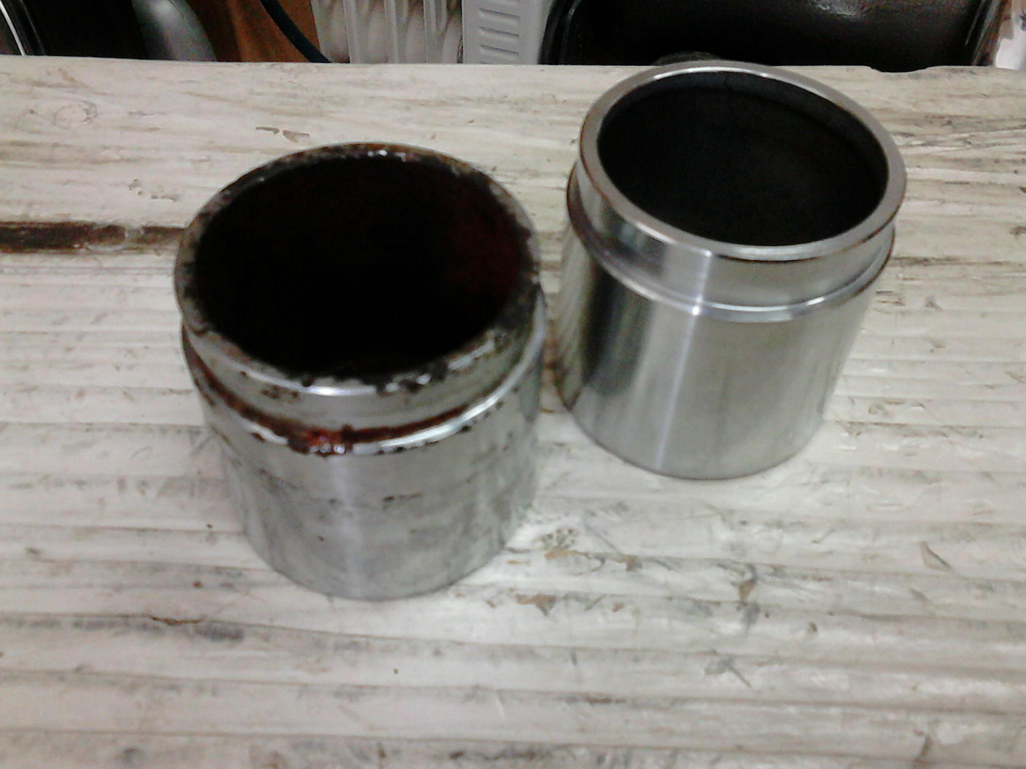 GL1100 brake pistons